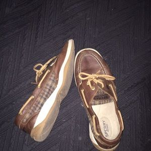 SPARIES- good condition- light skuffing